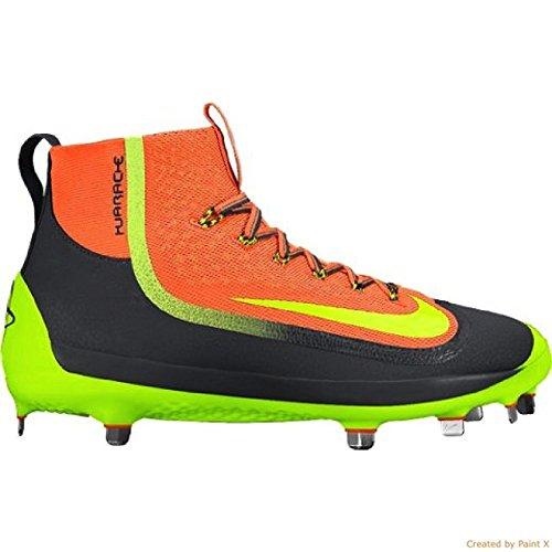 Nike Mænds Luft Huarache 2kfilth Elite Midten Baseball Klampen Appelsin IVABpq4