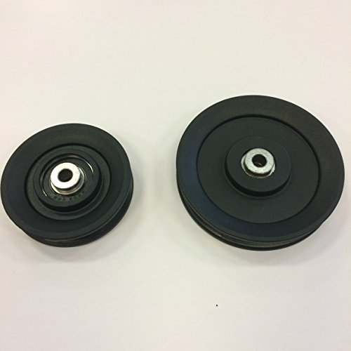 Treadlife Fitness Replacement Gym Pulley w/Bearings (Choose Your Size)