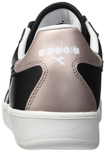 C7697 Scarpe golden black B Nero Donna rose Diadora elite Wn Sportive qBxw4vUp