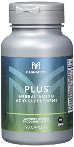 Mannatech Plus 90 Capsules Brand New