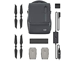 Image of the product DJI Mavic 2 Fly More Kit that is listed on the catalogue brand of DJI. The product has been rated with a 4.7 over 5