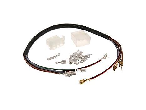 Fez Conector Cable Árbol para lado carro Completo M. ranuras Conexión - para MZ etz250: Amazon.es: Coche y moto