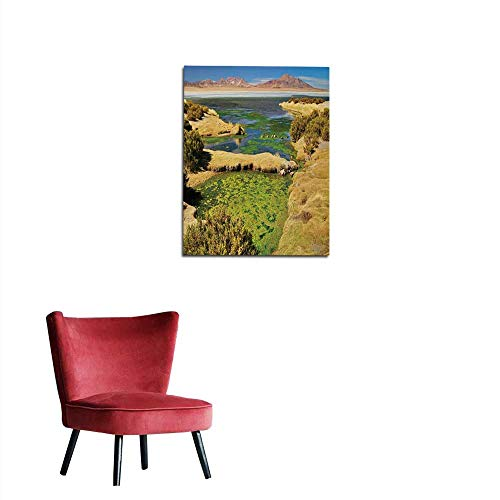 (longbuyer Photo Wall Paper Salar de Tara Mural 32