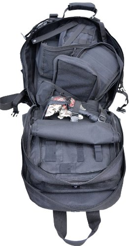 Stomp Medical First Aid Kit Back Pack  Not A Blackhawk S T O M P  Mini Hospital Bag  M2 Black