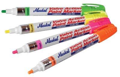 Mesure Et Contrôle Marqueur à Peinture Liquide Valve Action Paint