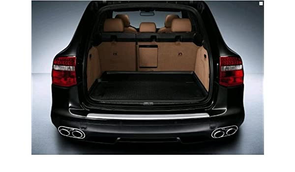 Amazon.es: Porsche loadspace maletero Cayenne 955/957 (dos-zonas aire acondicionado)