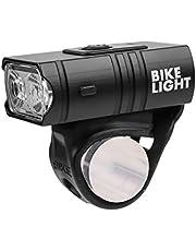 T6 LED Fietslamp, Fiets Front Light USB Oplaadbare, MTB Racefiets Koplamp 10 W 800LM 6 Modi Zaklamp Front Lamp Fietsen Apparatuur