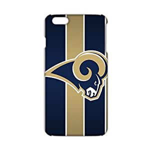 Fortune st louis rams 3D Phone Case for iPhone 6 Plus