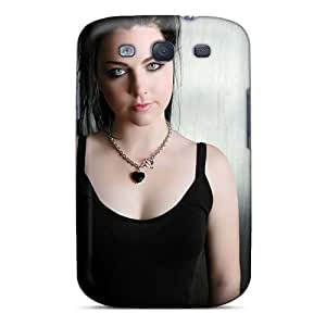 Samsung Galaxy S3 HSL10559wfrY Customized High-definition Evanescence Band Pattern Shockproof Cell-phone Hard Covers -EricHowe