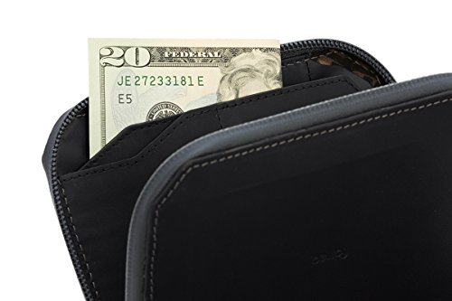 Bellroy Leather Elements Travel Black by Bellroy (Image #2)