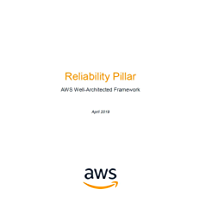 Reliability Pillar: AWS Well-Architected Framework (AWS Whitepaper) (English Edition)
