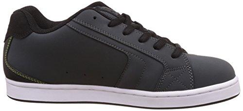 Dc Net3bk Herren Sneakers Grau