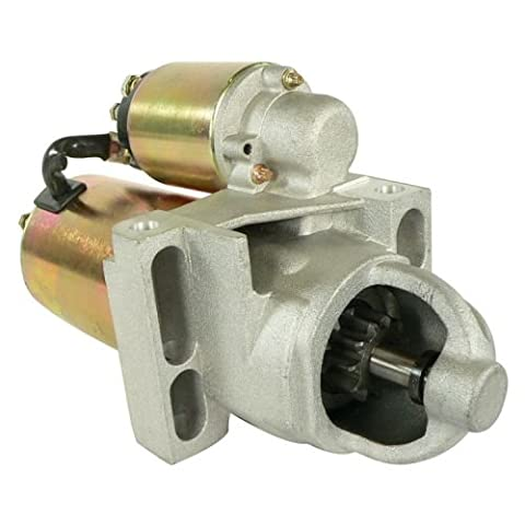 DB Electrical SDR0031-L --with 2 Long Bolts New Mini Starter for 4.3 4.3L OMC, Mercruiser, Volvo Penta Marine Engine 50-806964A2, 50-806964A3, 50-806964A4, 50-807904A1, 50-812604A2, 50-812428A3 - Volvo Boat Engine Parts