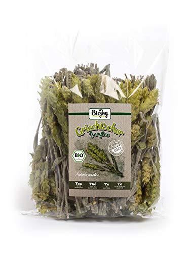 Biojoy Griego Te de la montana Ecologico, tallos y flores enteros Sideritis scardica (150 gr)