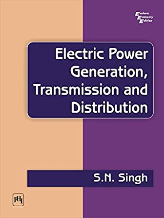 electric power generation transmission and distribution pdf