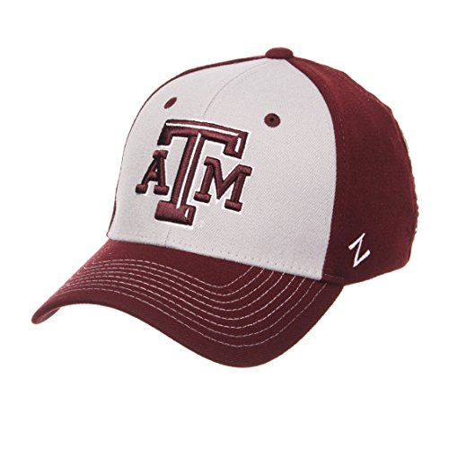 Ncaa Team Logo Hat - NCAA Texas A&M Aggies Men's Stitch Hat, Medium/Large, Team Color