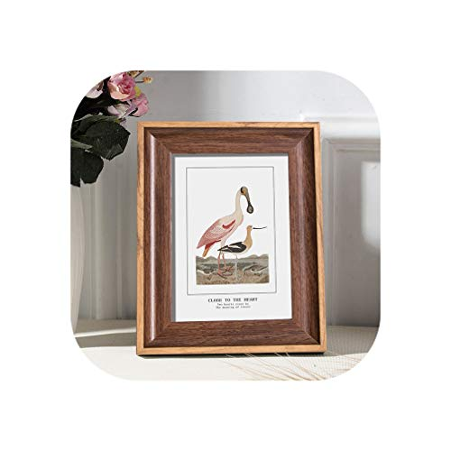 1 Pcs Quality Resin Photo Frame for Table Modern 14 Colors Picture Frames Home Decor Delicacy Picture Frame Marcos para Fotos,Jianoukafeise,5 Inch ()