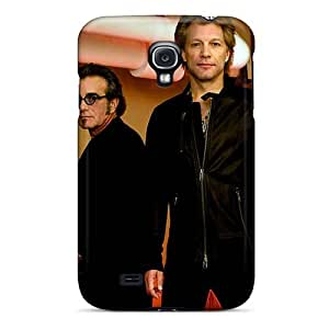 Samsung Galaxy S4 Ack16114Xwrx Unique Design Beautiful Bon Jovi Band Pictures Protective Hard Phone Cover -AlainTanielian