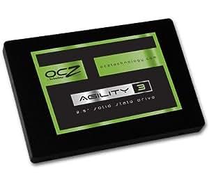 "OCZ SSD interno Agility 3 Series - 480 GB + Kit de montaje SSD / HDD interno 2.5"" Desktop Upgrade Kit + Funda QHDC-101K - negro"