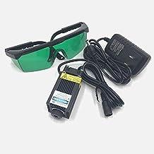 Blue Laser Module 450nm 1W Dot Adjustable Focusable for 3D Printer CNC Engraving Laser Head 1000mW DC12V