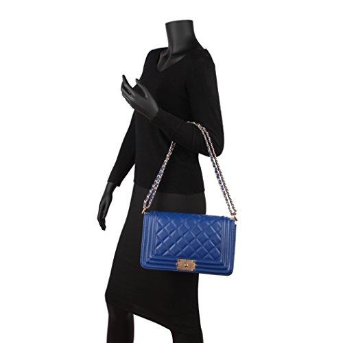 Pictures of Dasein Women's Designer Quilted Crossbody Bags 2