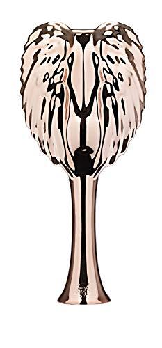 Tangle Angel Brush for Thick Curly Dry wet Detangling Hair, Detangler Hair Brush Angel Comb (200mm, Rose gold)