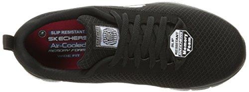 Skechers Men's Flex Advantage Bendon Work Shoe Black online cheap quality sale genuine outlet fast delivery buy cheap extremely HLHfa4do