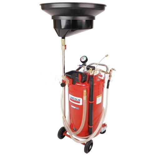 25 Gallon Used Fluid Combo Drain / Evacuator