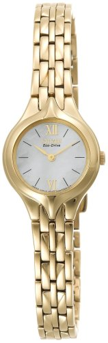 Citizen Women's EW9692-52D Eco-Drive Gold-Tone Watch