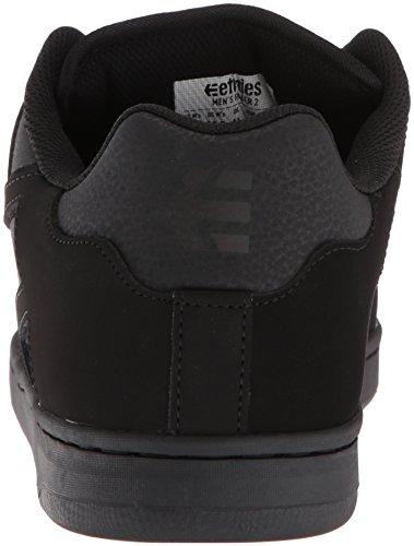 Etnies 2 Fader Pour Noir Chaussures De Skateboard Homme SrSnxPq4w