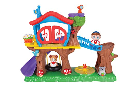 Weebles 95825 Deluxe Treehouse Playset product image