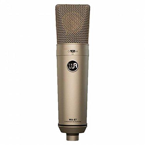 Warm Audio WA-87 Large-Diaphragm Condenser Microphone