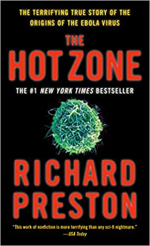 Amazon fr - The Hot Zone: The Terrifying True Story of the Origins