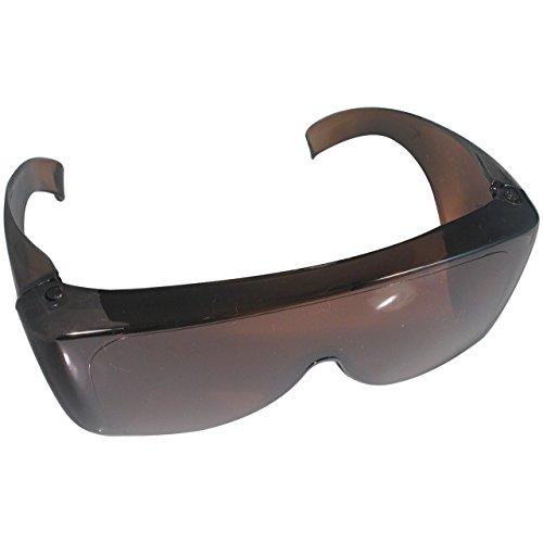 Noir Glasses - Noir Medium Fitover With Uv & Infrared 10 Percent Med Amber