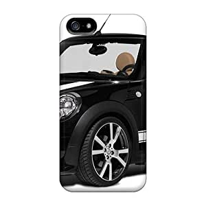 Awesome Case Cover/iphone 5/5s Defender Case Cover(mini Cooper Cabrio)