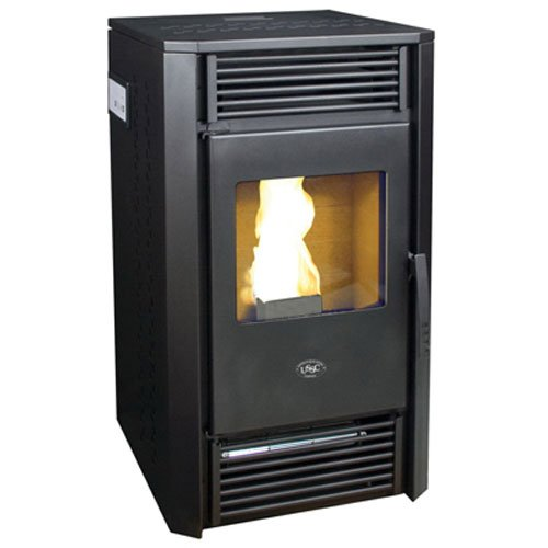 If You Are Limited On Space Then This Saving Pellet Stove Will Surprise As It Has A Smaller Profile Whilst Still Being Able To Provide With