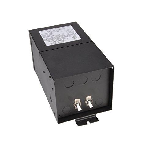 WAC Lighting SRT600M12V Remote Magnetic Transformer 600W, 60