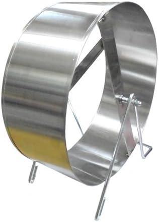 ステンレス ホイール 30cm (Stainless steel animal drive wheel)