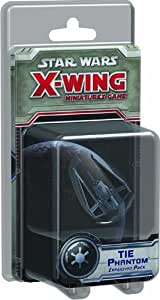 Fantasy Flight Games SWX19 Star Wars: X-Wing - TIE Phantom Board Game