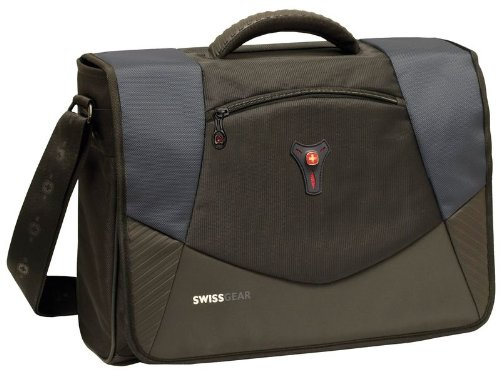 17 Mythos Laptop Messenger Bag