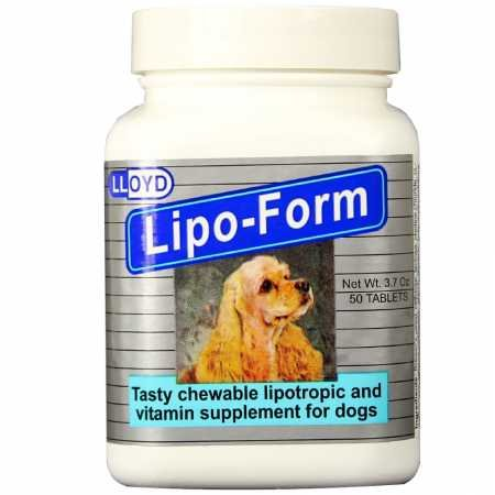 Lipo Form - LipoForm (50 Tablets)