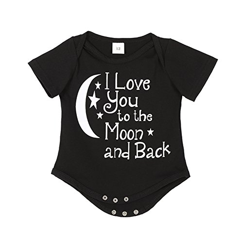 BAOBAOLAI Newborn Kids Baby Boy Girl Infant Romper Jumpsuit Bodysuit Clothes Outfit 0-24M