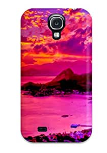 Joe A. Esquivel's Shop Galaxy S4 Harbor Sunset Tpu Silicone Gel Case Cover. Fits Galaxy S4 8281992K59785174