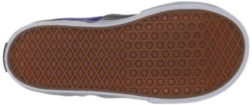 Vans Era, Unisex-Childs' Trainers Steel Grey/Purple