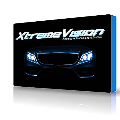 XtremeVision® 35W HID Xenon Conversion Kit with Premium Slim Ballast