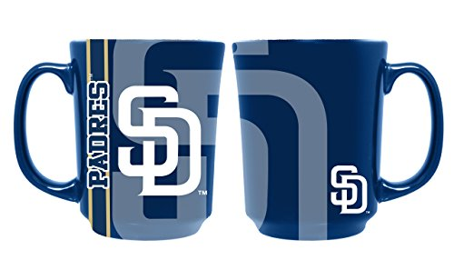 The Memory Company MLB San Diego Padres Reflective Mug, One Size, Multicolor