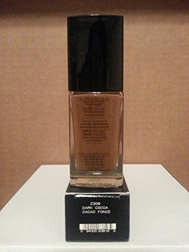 Avon Ideal Flawless Invisible Coverage Liquid Foundation DARK COCOA