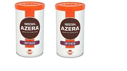 Nescafe Azera INTENSO Barista Style Instant Coffee 2 Pack
