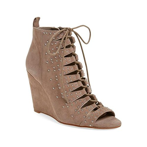 Jessica Simpson Women's Barlett Wedge Lux Kid Suede Warm ...