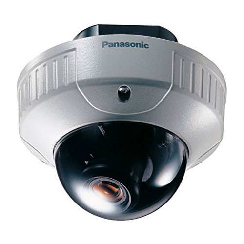 Cctv Panasonic (By-Panasonic Night Vision Security Camera, High-res Video Surveillance CCTV Camera Small)
